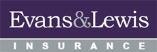 Evans and Lewis Insurance Logo